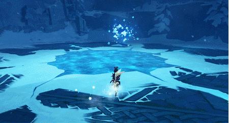 原神1.5新怪物无相之冰技能是什么