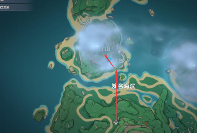 《原神》供奉栖木在哪 鹤港栖木位置地点