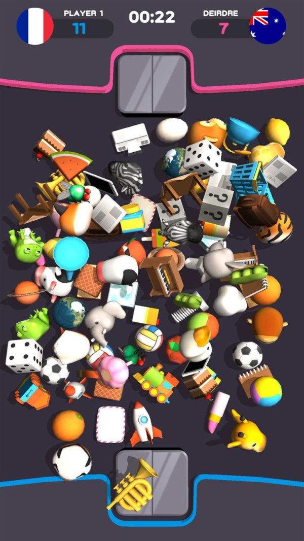 玩具配对3D