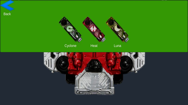 DX装备双重变身腰带