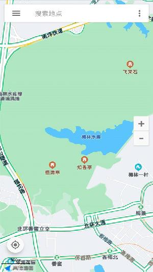 百斗卫星地图