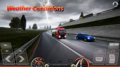 卡车模拟器欧洲2中文版